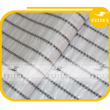 Cheap african fabric wholesale guinea brocade for Nigerian Popular plaid bazin riche