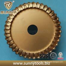 Better Production Diamond Tool Diamond Edge Grinding Profile Wheels (SY-GPW-1000)