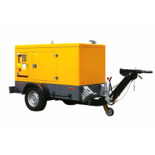 24kw trailer type Cummins Diesel Generator Set