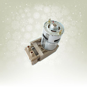 Mini negative pressure vacuum pump
