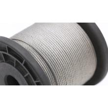 Cable de acero inoxidable 1X19 12mm 316