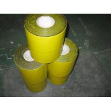 Polyethylen-Gelb-Antikorrosions-Rohr-Verpackungs-Band