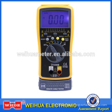 Network Test auto range multimeter with USB Interface Multimeter