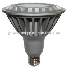 Lumière E27 16W Dimmable LED PAR38 de puissance élevée, lampe de PAR Spot