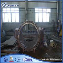 Junta flexible de acero para tubo de succión en la draga TSHD (USC8-002)