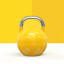 High Quality Factory Fitness wholesale custom cast iron competition kettlebell