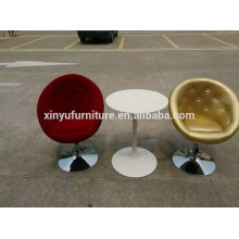 Metal bar table and chair set XYN2789