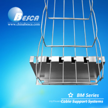 Manufacture Besca Wire Mesh Cable Tray Supporting Systems