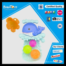 2015 Best baby shower toys bath toys fish