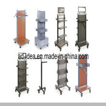 Top Metal Clothes Display Shelf /Exhibition Stand for Garment (GARMENT-1116)