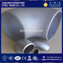 alta qualidade 4 polegada de aço inoxidável 90 graus cotovelo / aço inoxidável 90 graus cotovelo / cotovelo inoxidável
