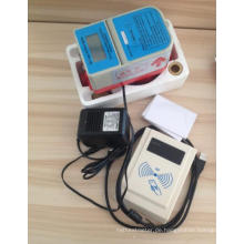 Multi-User Wasser Durchflussmesser Wasser Controller für Studenten Wohnungen