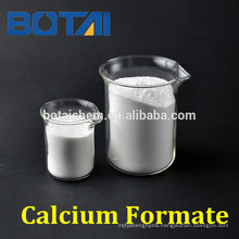 Industry Grade 98% use Calcium Formate