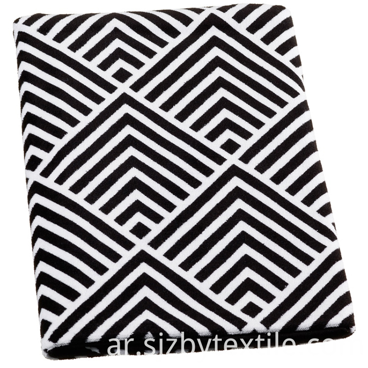 Geometric Shape Beach Towels