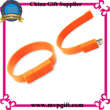 Silicone Writband USB Flash Drive 3.0 for Gifts