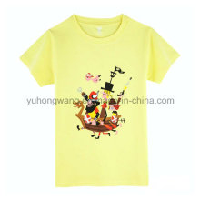Das T-Shirt der Förderung-Baumwollmänner