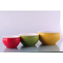 Bol à salade en céramique (CZJM3107)