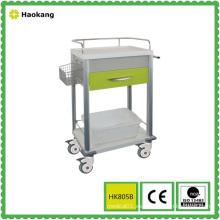 Muebles de hospital para el carro de tratamiento médico (HK805B)