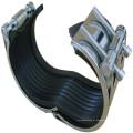 Tipo de dobramento braçadeira do reparo da tubulação
