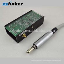 Unité dentaire en fibre optique Otic intégrée Micro-moteur intégré
