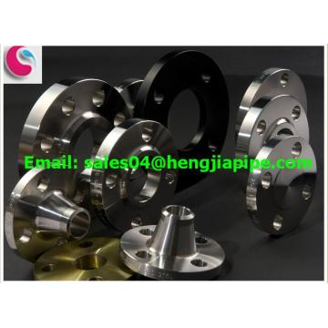 stainless steel 316L forged pipe flange