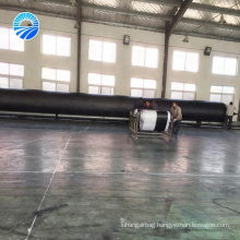 Natural Rubber High Pressure Pneumatic Inflatable Float Airbag