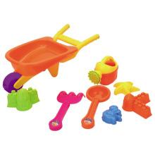 Outdoor Summer Play Set 8PCS Plastic Sand Beach Toy (10226027)