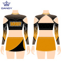 Cheerleader-Uniformen im neuen Design