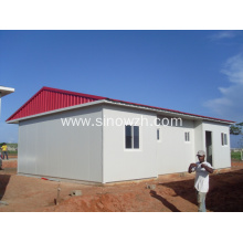 Sandwich Panel Labour Living House
