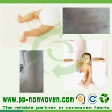 Hydrophiles Spunbond-Windel-Nonwoven-Material