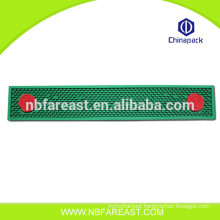 High quality Eco-friendly intensification branded bar mats