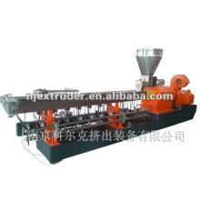 Composant de remplissage PP / PE extrudeuse en granulés plastique