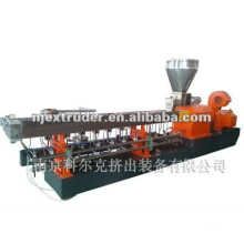Extrusora de granulação de plástico para enchimento de PP / PE