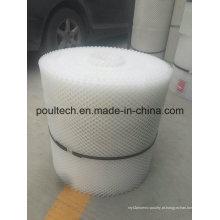 Polietileno e plástico Grade Polypropylene Poultry Floor Mesh