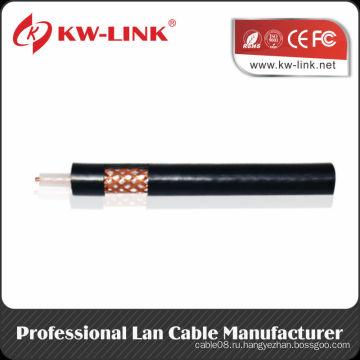 SYWV 75-3 CATV коаксиальный кабель 0,81 мм оголенный медный кабель rg59