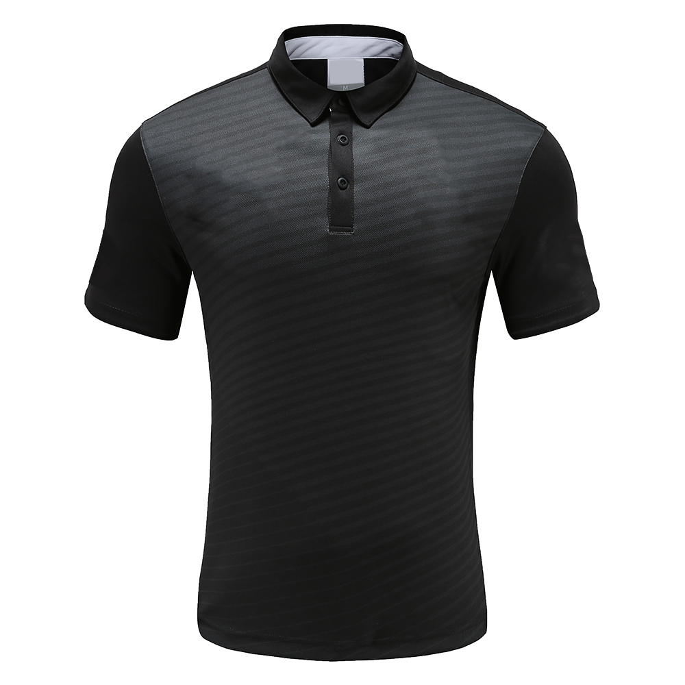 Mens Soccer Wear Polo Shirt