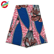 low cost african wax prints fabric made in china