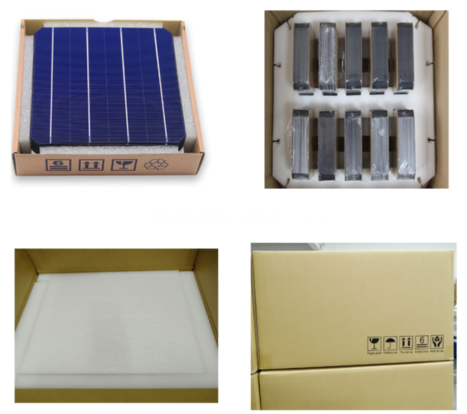 GCL 166mm mono solar cell