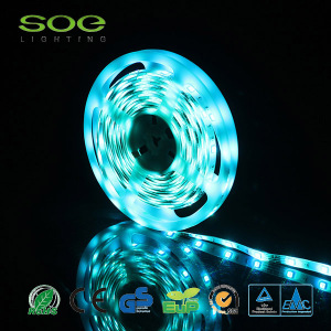 Super Bright Flexibler 12v Rgb Led Strip