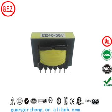 Сертификат RoHS EE40 высокочастотный трансформатор