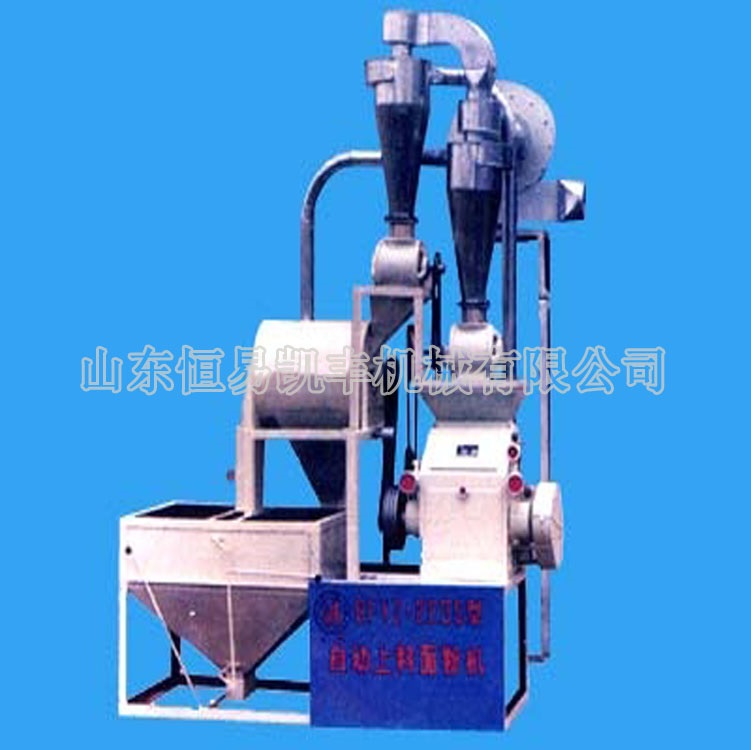 small core flour machine
