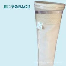 Chaudières à service industriel, sachet de filtration en fibre de verre
