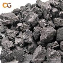 Semi coque metalúrgico para alto horno