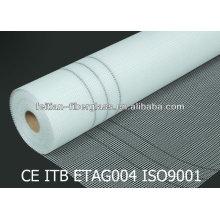 Mesh en fibre de verre résistant aux alcalis
