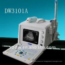 Ultrasonido portátil y escáner de ultrasonido digital completo DW3101A