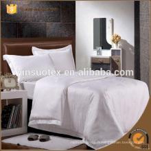 Ensemble de literie de l'hôtel STAR, draps de lit d'hôtel, vente entière 40 * 40s
