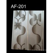 Black Color PVC Panel