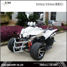 250cc Loncin Engine Refrigerado Quad ATV com EEC 3 Wheelers
