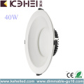 10 Inch LED Binnenverlichting Dimbaar Downlight 40W