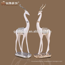 home table ornament high quality lifelike resin antelope figure